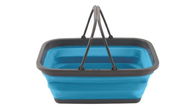 Easy Camp COLVILLE FOLDABLE WASHING BASE W. HANDLE, COLLAPS basket - Grasshopper Leisure